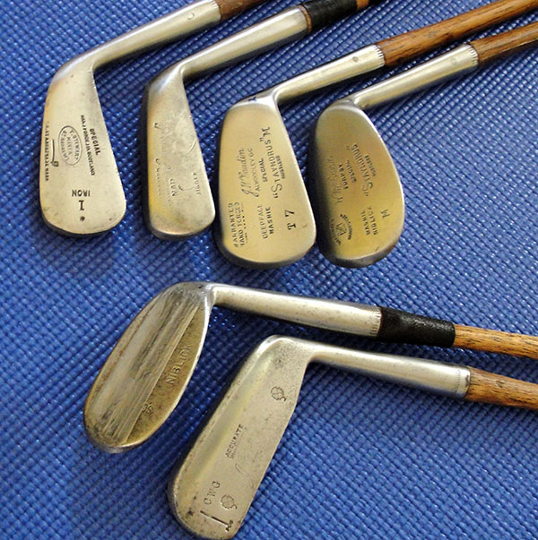 Collecting Hickory Golf Clubs The Golf Heritage Society